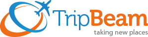 TripBeam Travel Logo