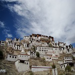 Thiksey-Monastery