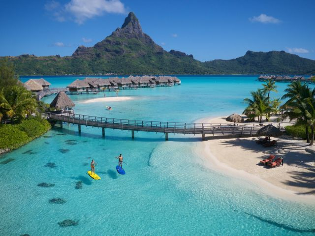 Bora Is The Best Island In World As US News And Report Awarded It With This Biggest Title Most Beautiful Stunning Vacation Spot One