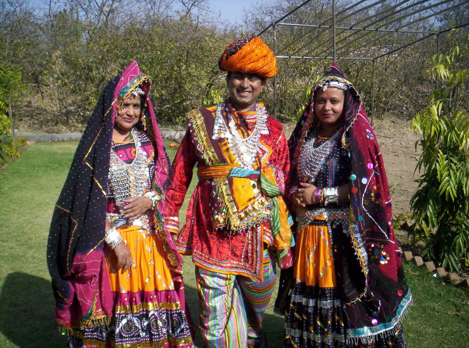 Rajasthani-dress.