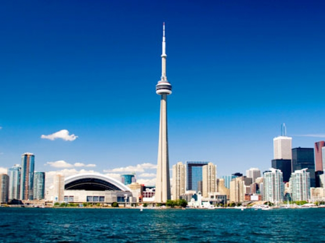 CN Tower - cheap flights from Canada