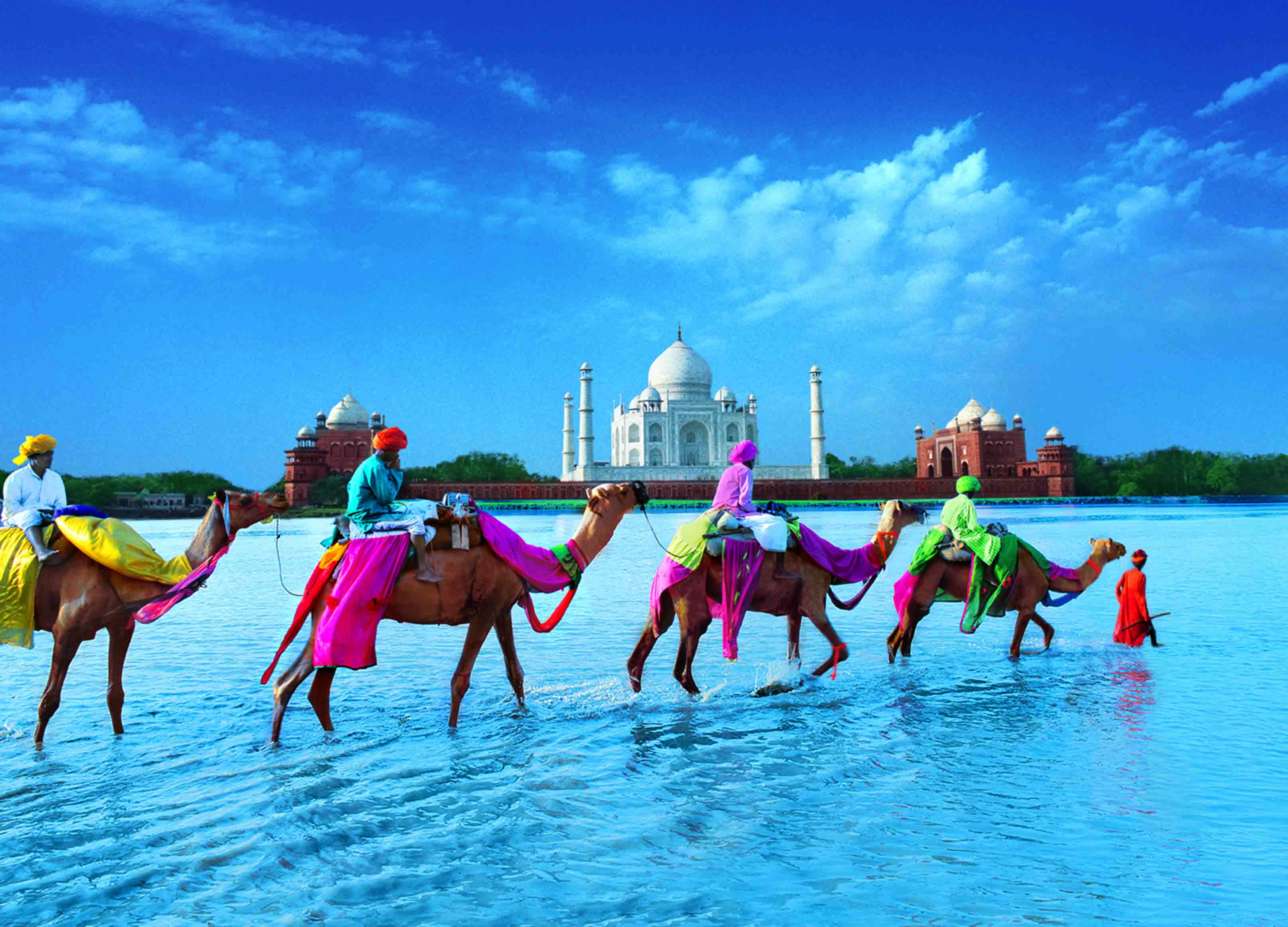 flight tickets to India from USA