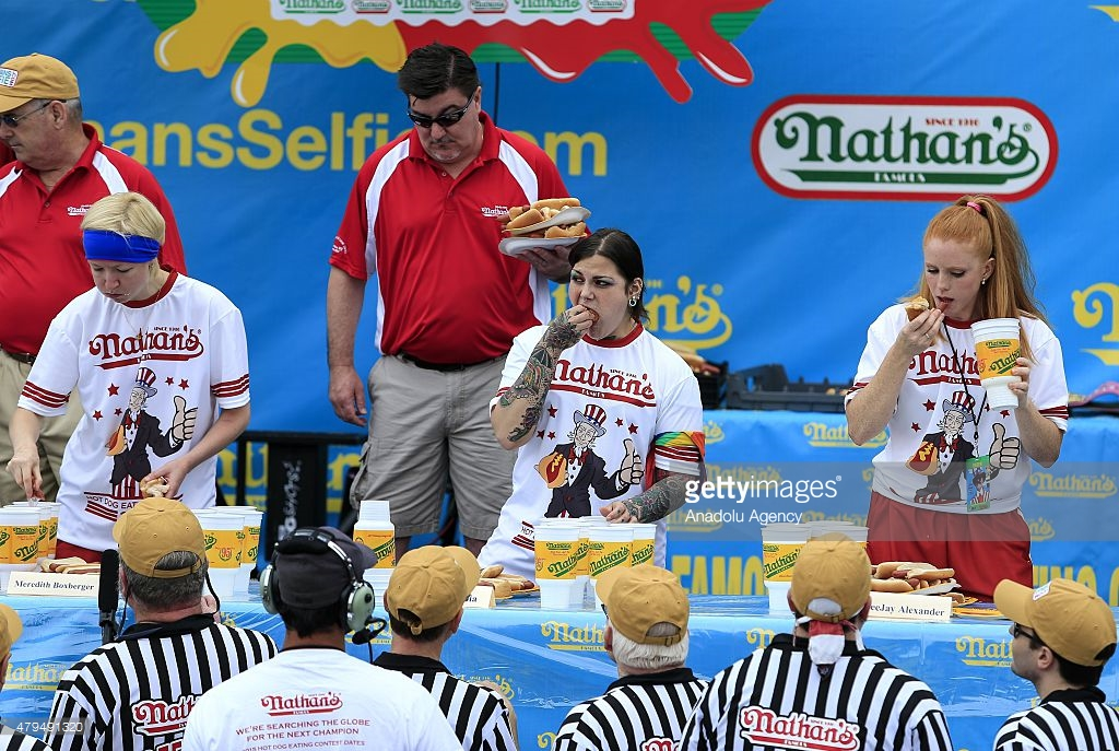 Eating Contests