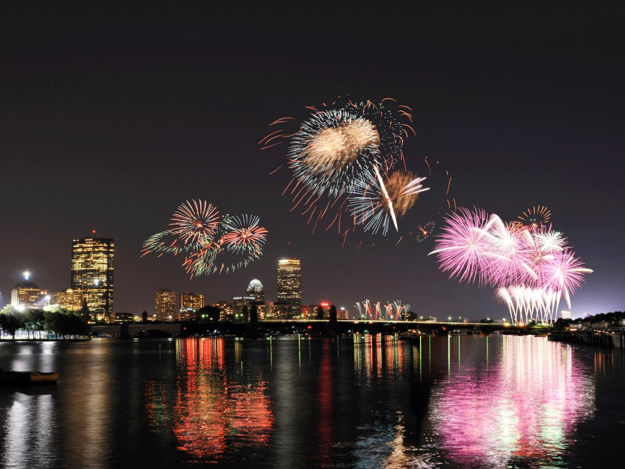 See a Firework Show