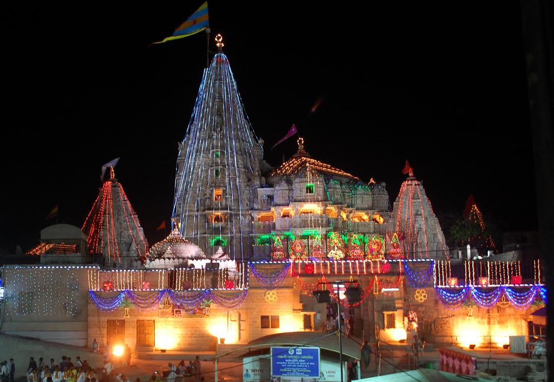 Dwarka Janmashtami celebration