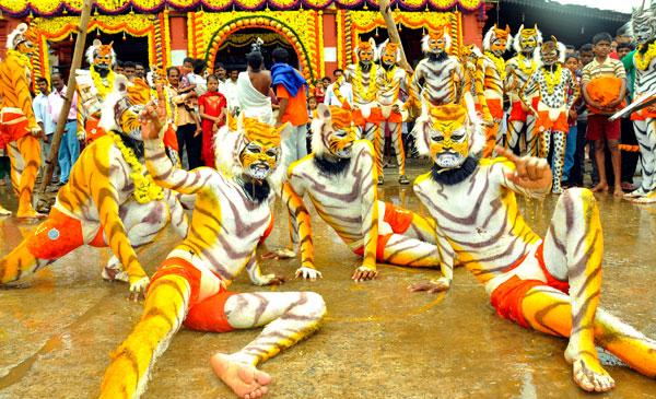 Udupi Janmashtami celebration