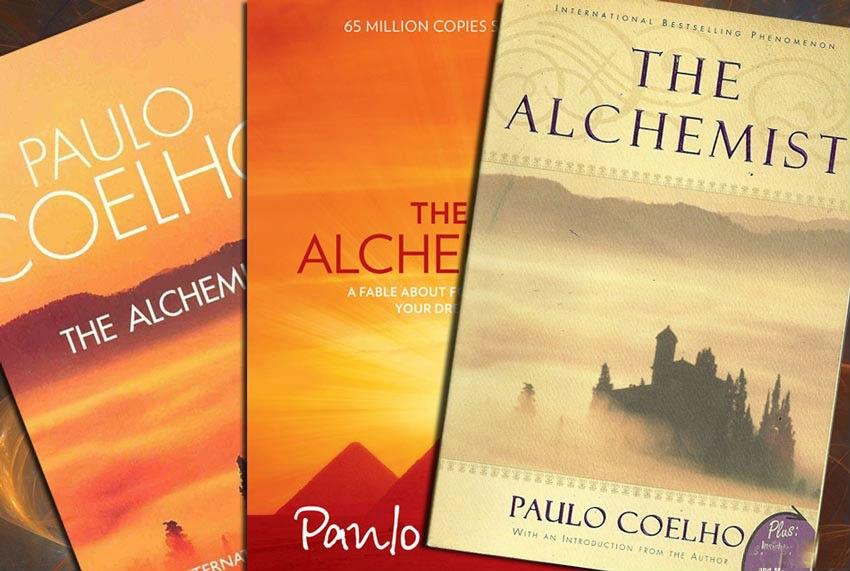 The Alchemist - Travel Bookk