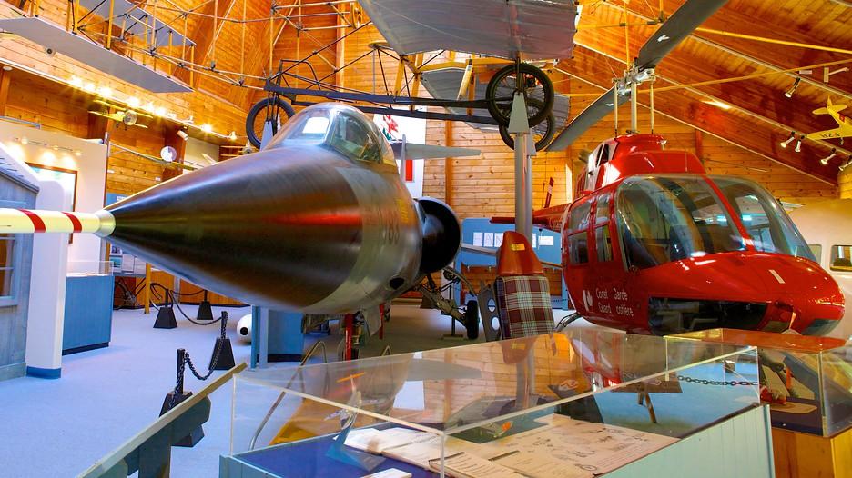 Explore the Atlantic Canada Aviation Museum