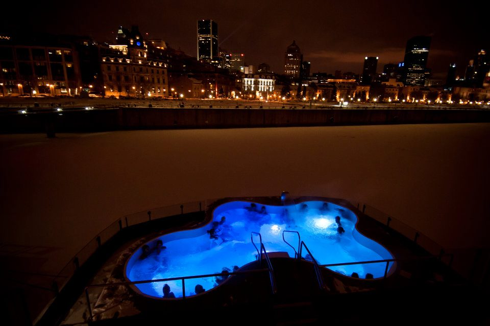 Floating Spa At Old Port