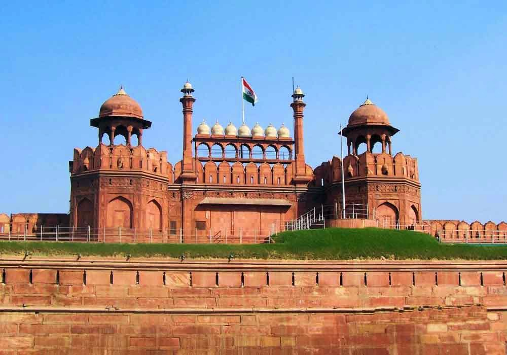 indian-red-fort