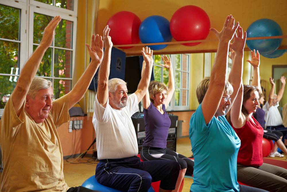 Senior Citizen Recreation Centres