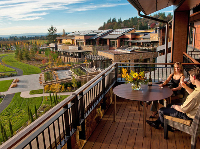 The Allison Inn And Spa In Newberg