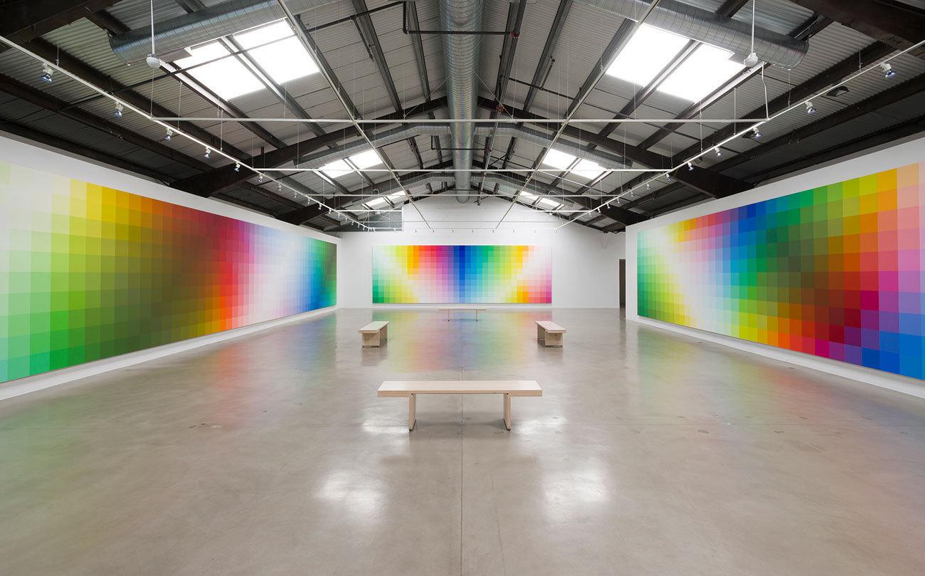 The Santa Monica Museum Of Contemporary Art