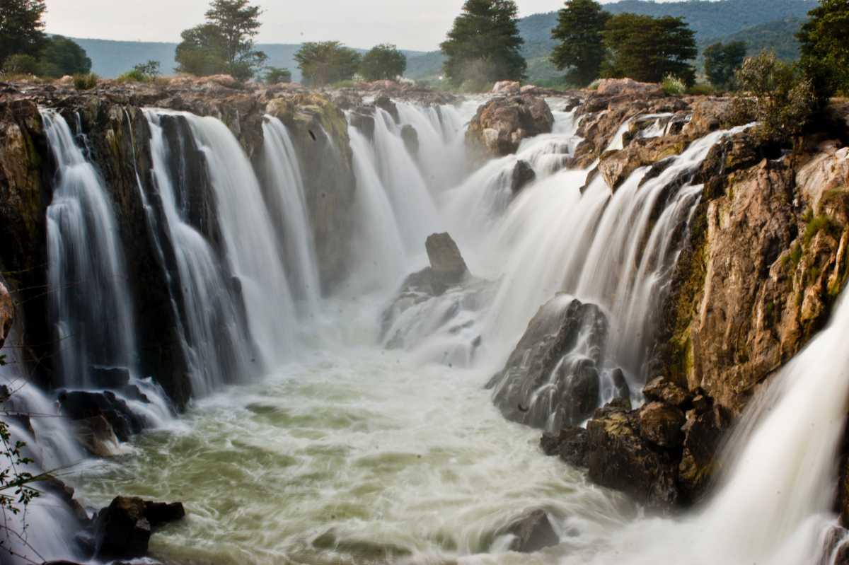 Hogekannal Falls