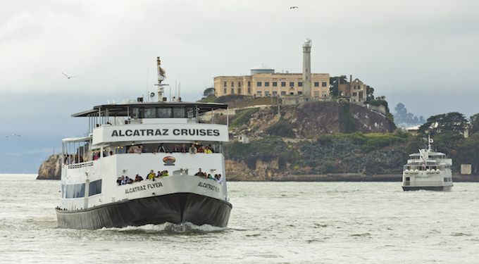 Take A Boat Ride To Alcatraz