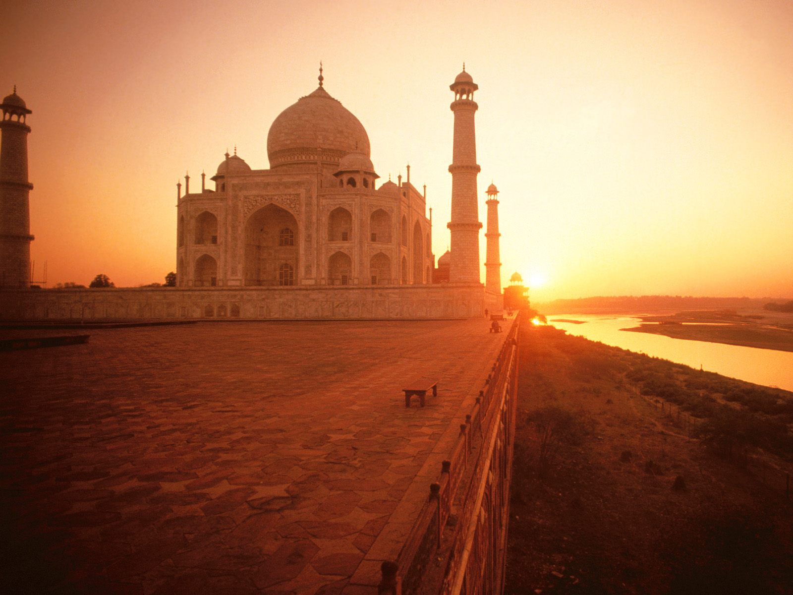 Symbol of Love, Taj Mahal