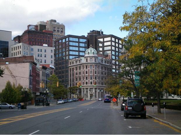 City Albany