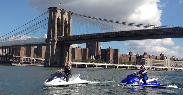 Jet Ski in New York
