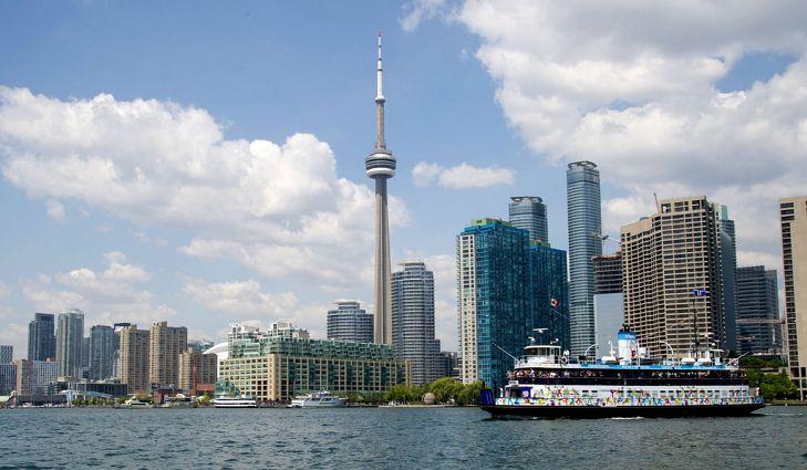 Major Cities in Canada