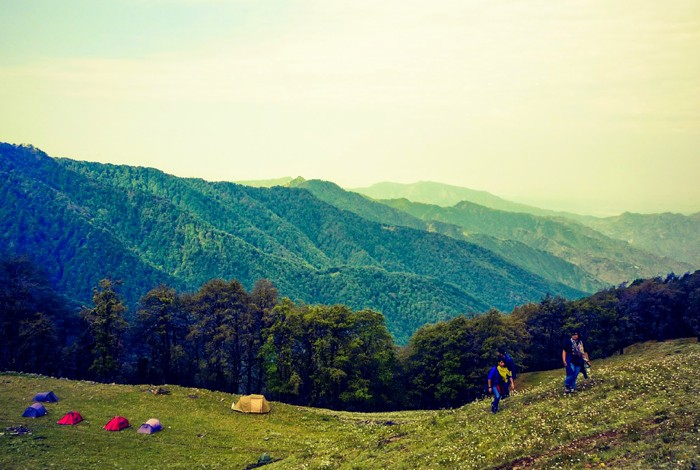 Nag Tibba Trek, Uttarakhand