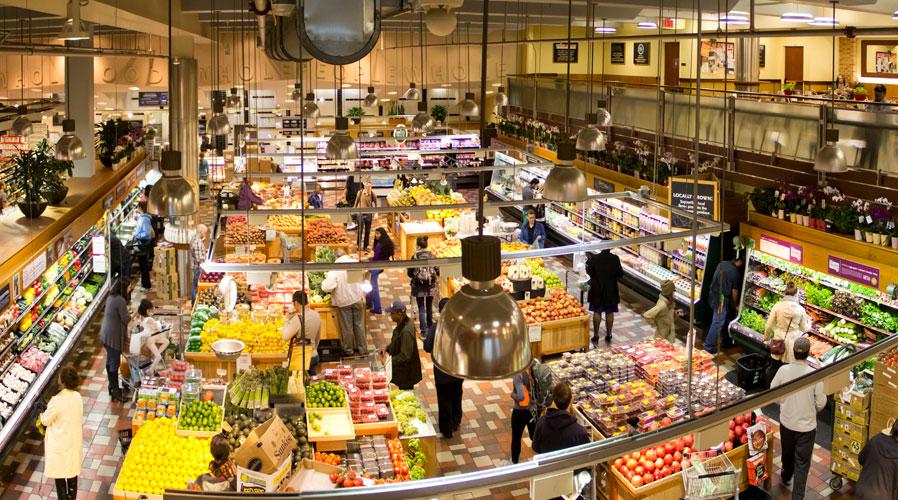 Visit Markets For Meals