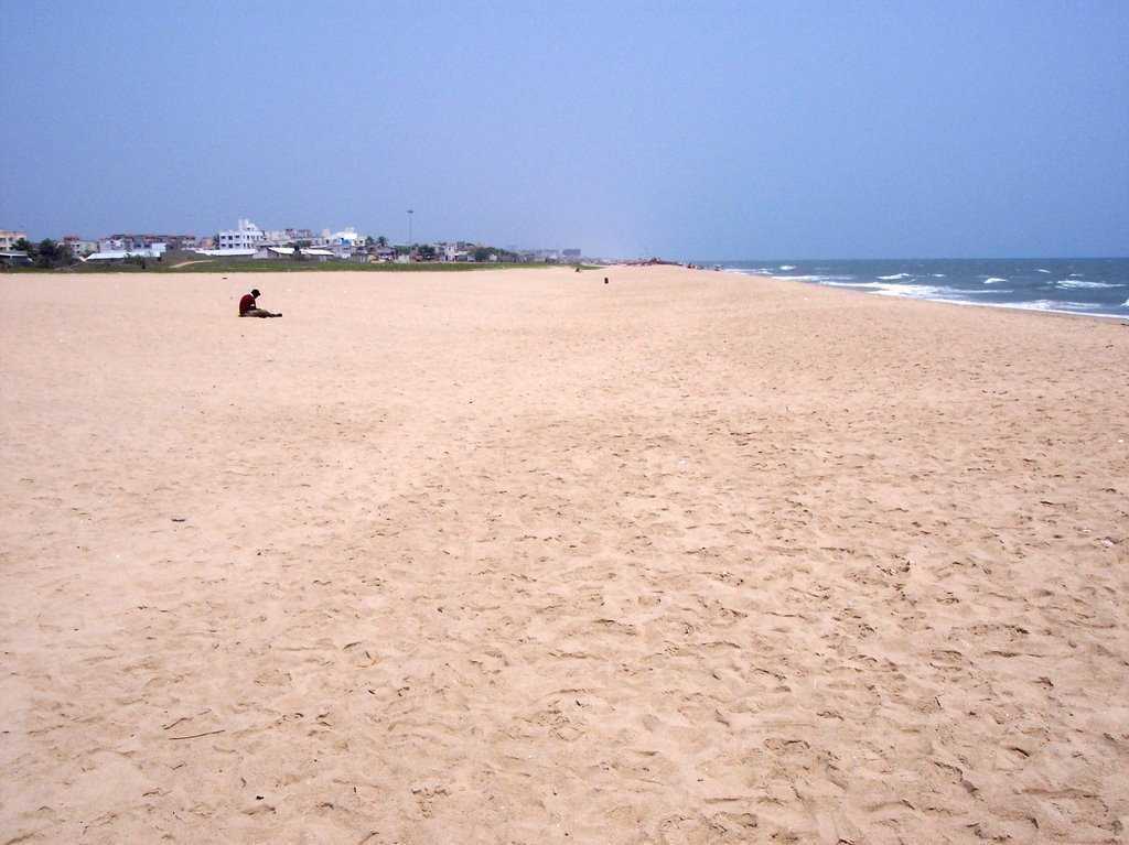 Breezy Beach, Chennai