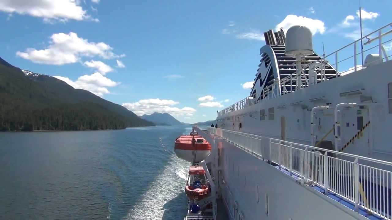 Cruise the inside passage