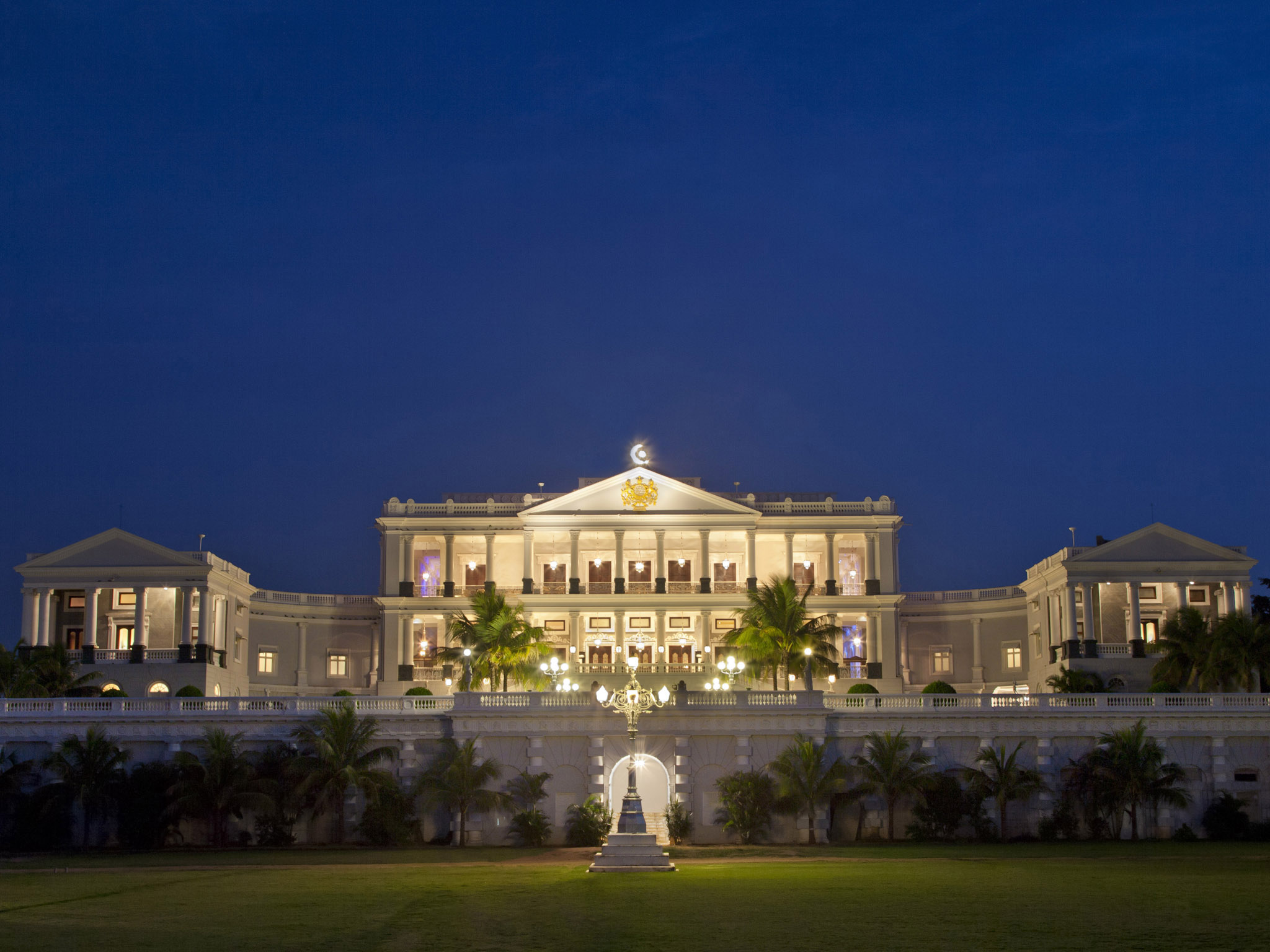 Taj Falaknuma Palace - Hyderabad