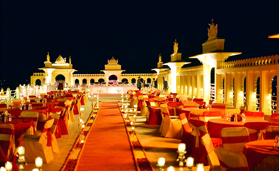 Udaipur for Royal Wedding