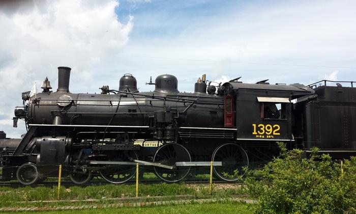 The Alberta Railway Museum