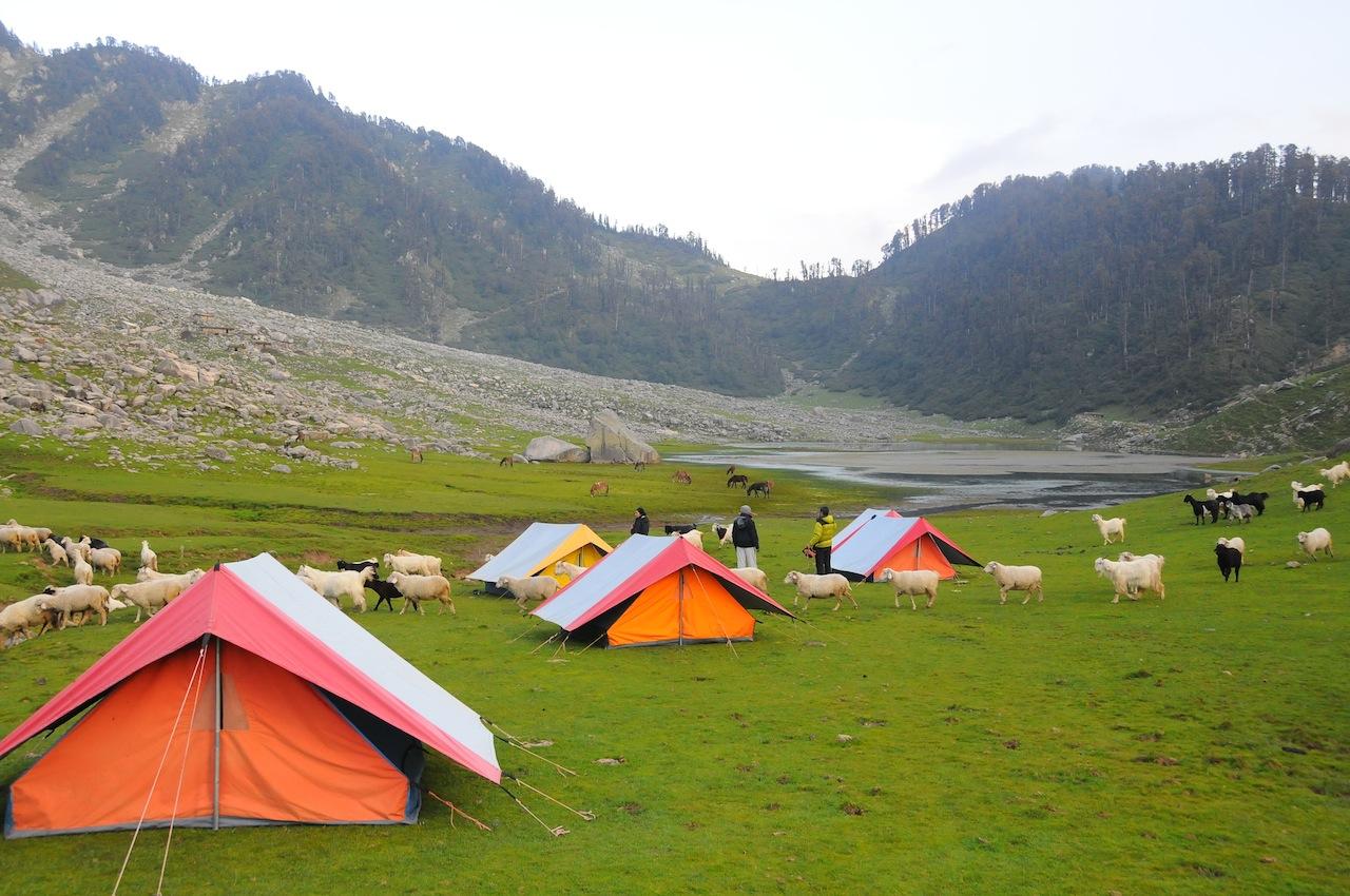 trekking in dharmshala