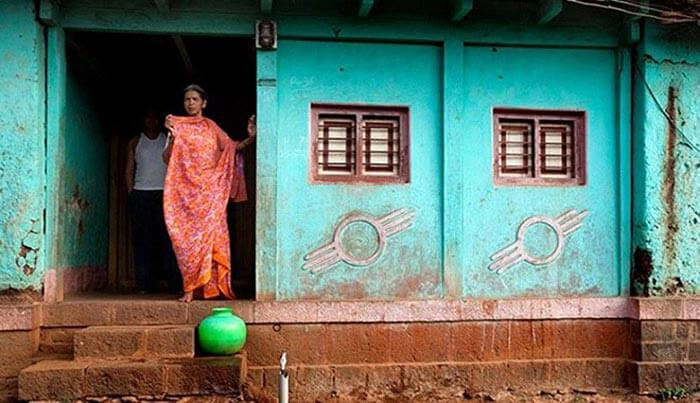 Door-Deprived Houses of Shani Shingnapur, Maharashtra