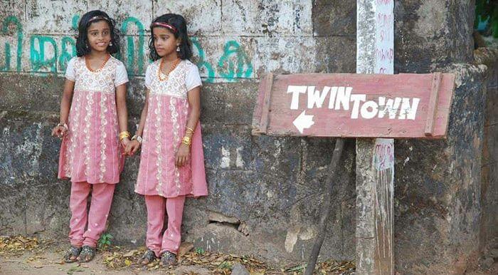 Twins at Kodinhi, Kerala