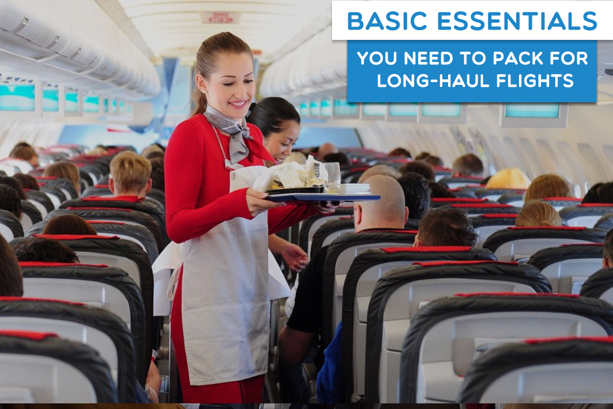Basic Essentials You Need To Pack for Long-Haul Flights